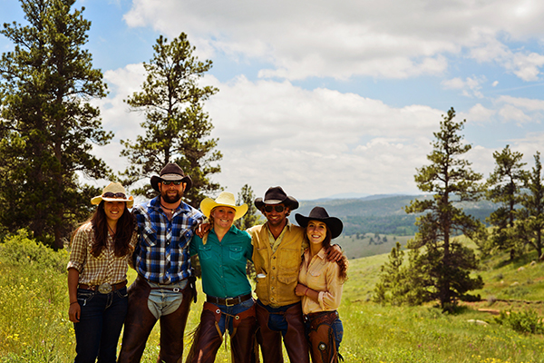 colorado dude ranches travel