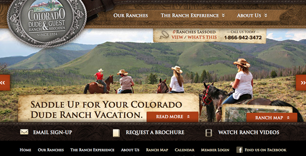 colorado dude and guest ranch association