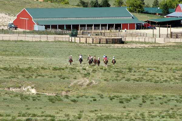 Colorado Cattle Company Guest Ranch