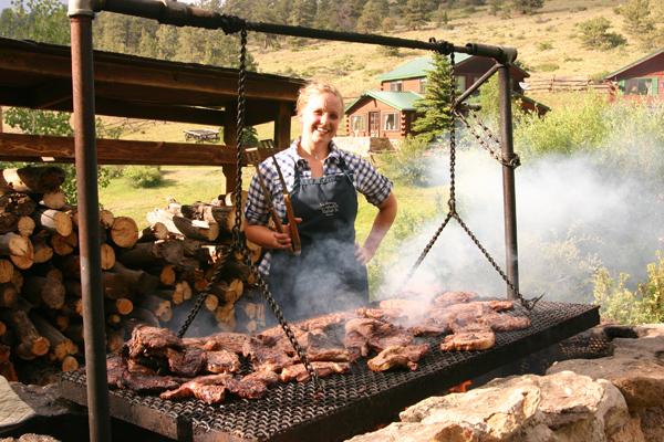 elk mountain ranch colorado food