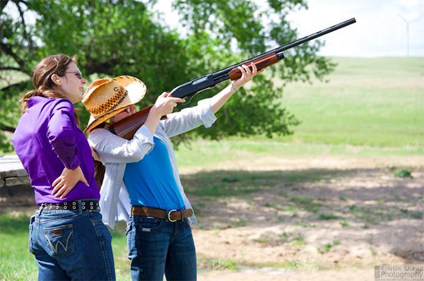 Colorado ranch shotgun