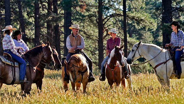colorado trails horseman week