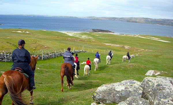Connemara Trail Ride