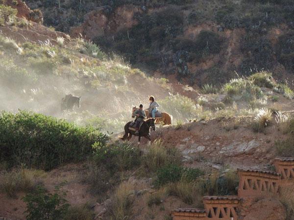 Cusco For You Horseback Ride