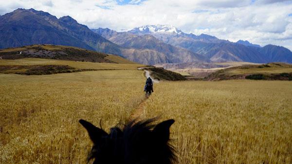 Salineras Ranch Peru Through the Ears