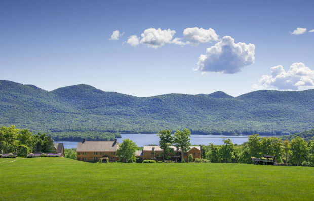 Mountain Top Resort - Vermont - Main Lodge