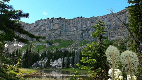 Bob Marshall Wilderness Montana camping vacations