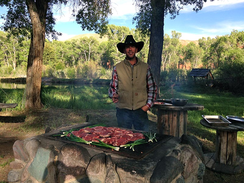 Lazy L & B Ranch Wyoming Grilling Steaks