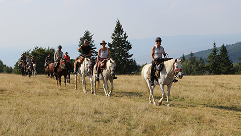 Transylvania Horseback Riding Holidays