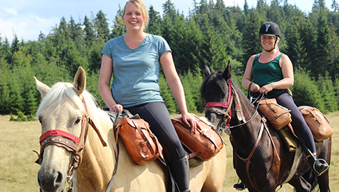 Carpathian Mountains Equestrian Holidays