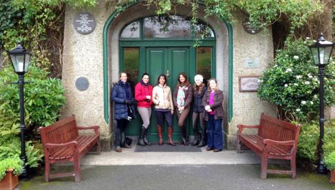 Connemara Equestrian holidays