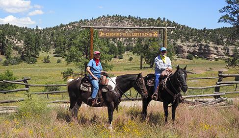 At Geronimo Ranch