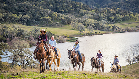Dude Ranch Vacation Deals & Specials on Horseback Riding Vacations!