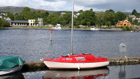 Explore the area by fishing on the River Shannon.