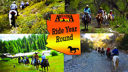 Arizona dude ranches- ride year round