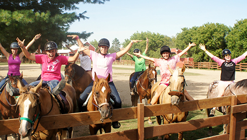 Black River Farm and Ranch Michigan Horse Camps