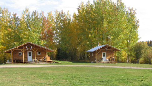 Blackwater Spruce Ranch- BC Guest Ranch
