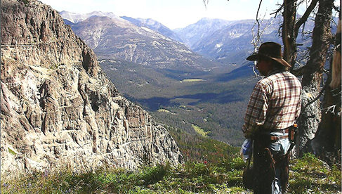 Bliss Creek Outfitters Wyoming Horseback Pack Trips