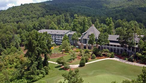 Brasstown Valley Resort & Spa in Georgia