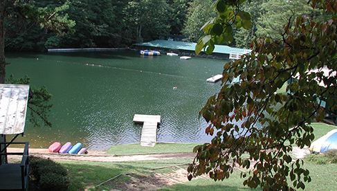 Camp Ton-A-Wandah North Carolina Girls Equestrian Camp