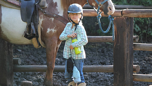 Cheley Colorado Camps Family Equestrian Camps
