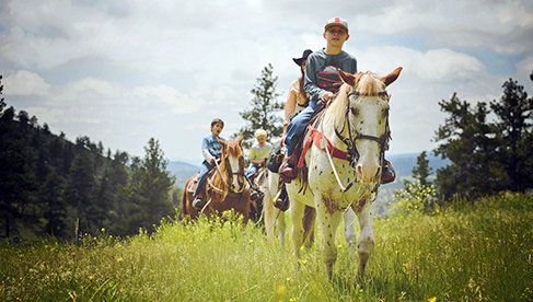 Cherokee Park Ranch Rocky Mountain Ranch Vacations