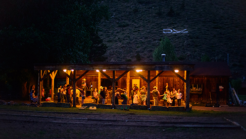 Cherokee Park Ranch Colorado Guest Ranch Vacations