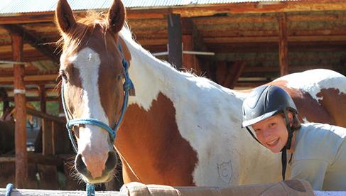 Cheley Colorado Horse Family Camps