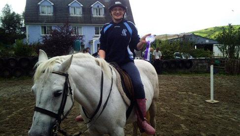 Tipperary Mountain Trekking Centre Ireland pony camps