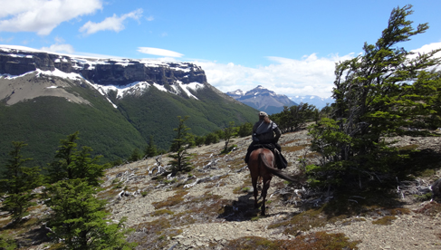 Chile Last Frontier Horseback Riding Tour