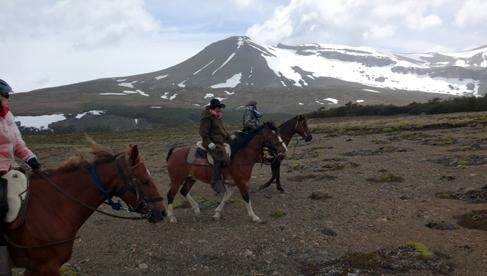 Chile Nativo Horseback Riding Vacations