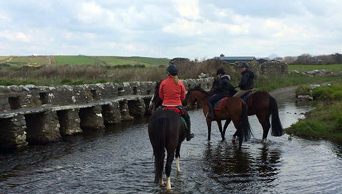 Clew Bay Trail Ride Ireland Horse Riding Vacations