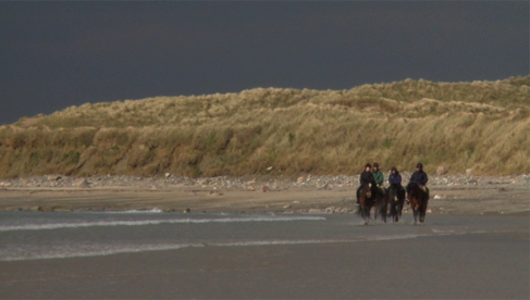 Clew Bay Trail Ride Ireland Horseback Riding Vacations