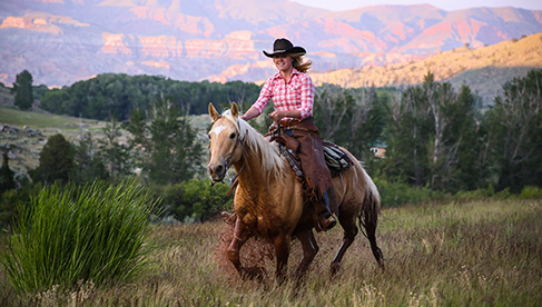 CM Ranch Wyoming Family Dude Ranch