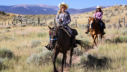 CM Ranch Wyoming Family Dude Ranches