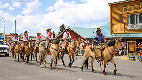 CM Ranch Wyoming Family Dude Ranch Holidays
