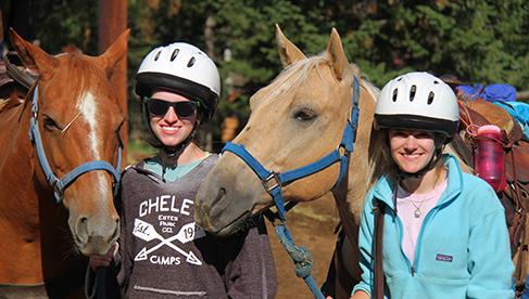 Cheley Colorado Horse Family Horseback Riding Camps