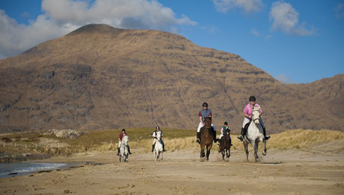 Connemara Equestrian Escapes horseback riding holidays