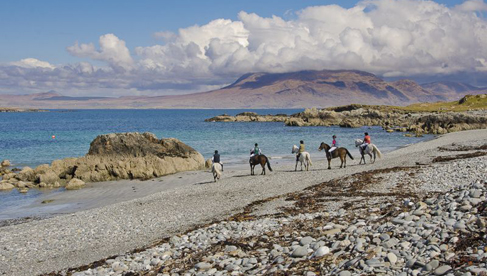 Connemara Equestrian Escapes horseback riding vacations