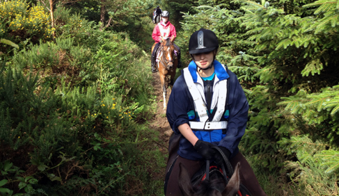 Coolmine Equestrian Academy Dublin horseback riding vacations Ireland