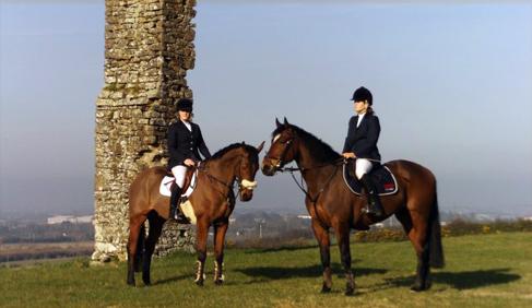 Coolmine Equestrian Academy Dublin equestrian holidays Ireland