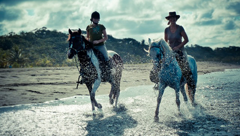 Kindred Spirits Costa Rica Horseback Riding Vacation