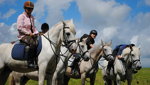 Crossogue Horseback Riding Camps for Teens
