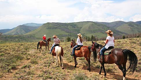 Drowsy Water Ranch- Colorado Dude Ranch