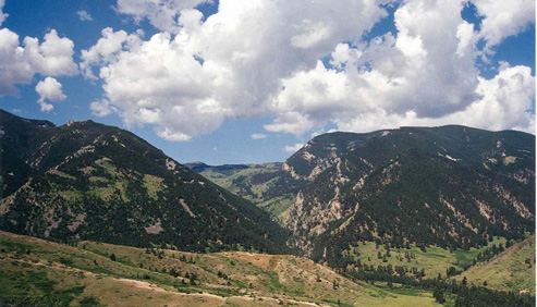 Eatons' Ranch, a Wyoming Dude Ranch, Bighorn Mountains