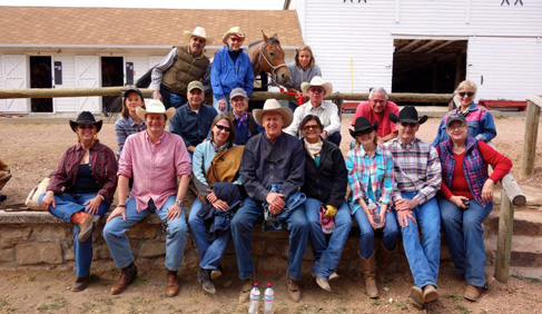 Eatons' Ranch, a Wyoming Dude Ranch, groups welcome