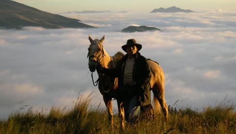 Hacienda La Alegria- Ecuador Riding Vacations