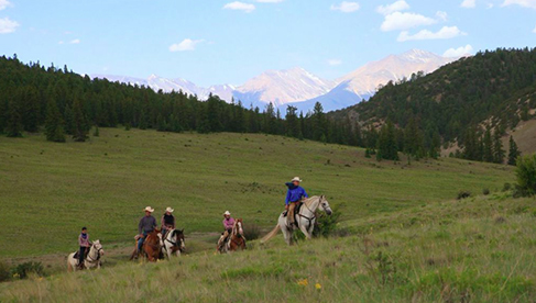 Elk Mountain Ranch Colorado Dude Ranch Family Vacations