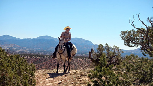 Enchantment Equitreks New Mexico Horse Vacations