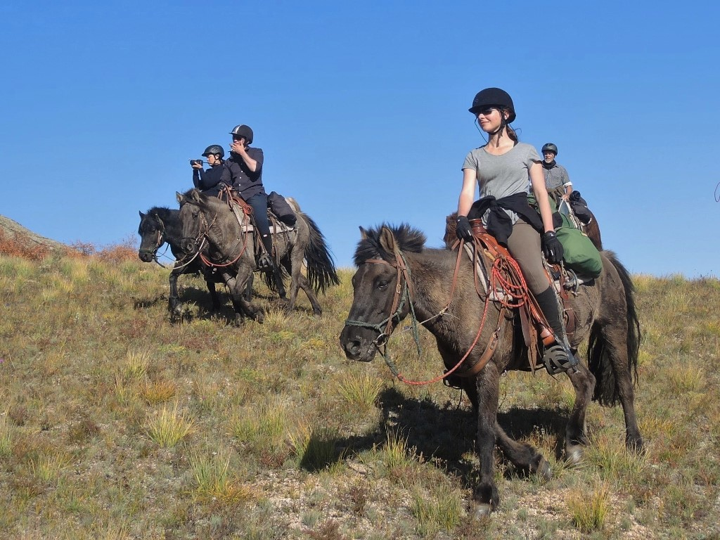 Stone Horse Expeditions and Travel Mongolia horseback vacations